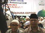 Mantan Ketua Panwas Sumenep Ikuti Maulid Akbar di Markaz FPI Jakarta