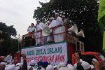 Ratusan Muslim Bali Bertolak ke Jakarta
