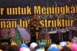 Jokowi Apresiasi Pembangunan Pertanian