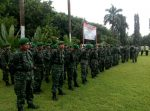 Kodim 0827 Sumenep lakukan Pengamanan PAW Kepala Desa Beluk Kenek