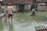 Astaghfirullah, Luapan Sumur Bor Di Pamekasan Rendam 3 Hektar Sawah