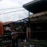 Toko Meubel Dekat Arek Lancor Terbakar, Diduga Berawal Dari Kompor Gas