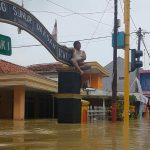 Astaghfirullah, Banjir Kembali Mengamuk di Sampang