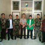 Kasus Ahok,  GP Ansor Datangi Polres Pamekasan