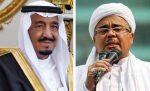 Habib Rizieq Bakal Temui Raja Salman di Bali?
