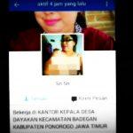 Viral: Istri Kepala Desa Pamer Foto Bugil di Facebook