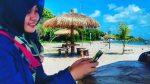 Aura Wisata  Pantai Sembilan di Giligenting Sumenep Bikin Greget