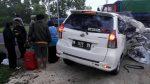 Mobil Travel Minta Nyawa, 3 Penumpang Meninggal