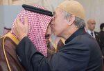 Viral, Ulama Malaysia Cium Kening King Salman