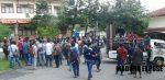 Unras Mahasiswa Tuntut KIP STAIN Pamekasan