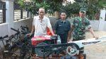 Babinsa Ramil 0827/18 Arjisa ikut wasi Alsintan Pulau Kangean