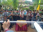 Brigjen TNI Agus Suhardi Kasdam V Brawijaya Resmikian Masjid Nur Inka Di Pulau Giliiyang