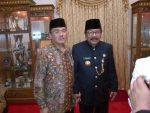 H.Kamil Sandungan Kuat Pencalonan Badrud Tamam