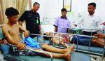 Jambret Hp Mahasiswi, 2 Pemuda Digebuk Massa