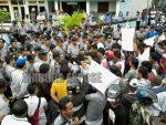 Marak Pungli Prona, GEMPA Gerudug Kantor BPN Pamekasan