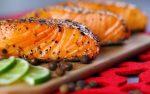 6 Khasiat penting dari ikan salmon