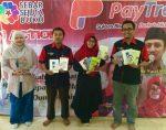 Leader PayTren Agency Beri Donasi Buku ke Pesantren Al-Quran An-Nadwah