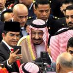 Dari Bali Raja Salman Kutip Surah Yusuf 64