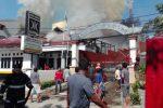 Kantor PKS Terbakar