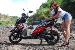 Sepeda Motor Modif Diincar Polres Bangkalan