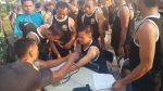 Personel Kodim Sumenep dan Kodim Pamekasan Ikuti Samapta Periodik 2017