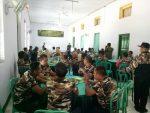 Kodim 0827/Sumenep Gelar Silaturahmi dan Pembinaan Keluarga Besar TNI