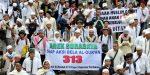Massa aksi ingin ketemu Presiden, Wiranto bilang sedang sibuk