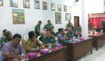 Dandim Sumenep Hadiri Rapat Koordinasi UPSUS TW- II