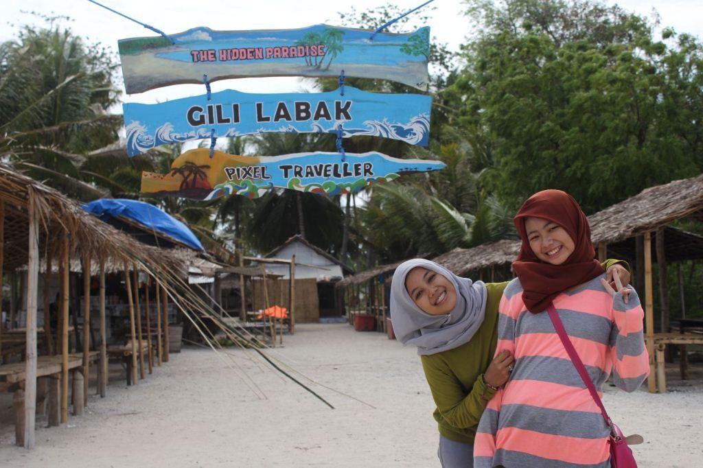 Wisatawan Gililabak/Istimewa.