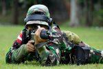 Jago Tembak Amerika Serikat, Perancis dan Australia Keok Ditangan TNI AD