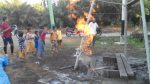 Khawatir Gas Beracun, Warga Bangkalan Hentikan Pengeboran