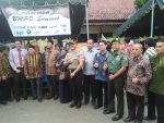 Komandan Kodim 0827 Sumenep Hadiri Acara Pembukaan Pasar Murah Ramadhan