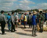 Patroli Gabungan Di Pelabuhan Rakyat