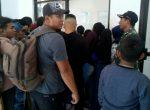 Koramil Sapudi dan Polsek Pantau Arus  Mudik dan Balik di Pelabuhan Tarebung