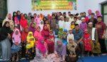 Persit KCK  XLVI Dim 0827 Sumenep  Buka Bersama Anak Yatim