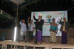 Pawai Obor Mewarnai Launching Babad Raudlatul Iman