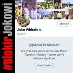 Tagar Blokir Jokowi Dipandang Sebagai Bentuk Protes Publik