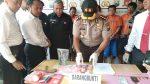 Pecandu dan bandar sabu Diamankan polres Bangkalan