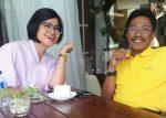 Naumi Lania Buka-Bukan Soal Pertemuannya Dengan Ex Kapolda Bali