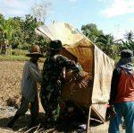 Peran Babinsa Torbeng, Koramil Kota Dikalangan Petani
