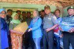 Dandim 0827 Sumenep dan Ketua Persit Adakan Bhakti Sosial