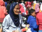 Nenek Pahlawan Ini Sedih Lihat Karnaval di  Pamekasan