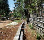 Proyek Fisik Dana Desa kecamatan Arjasa Diduga Asal-asalan