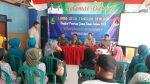 Danramil Kalianget Hadiri Penilaian Lomba Desa Tingkat Provinsi di Kertasada