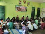 Peduli Rohingya,Forpimka dan PAC IPNU  Ganding Gelar Doa Bersama