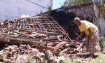 Rumah Ambruk,Sepasang Lansia Pamekasan Mengungsi