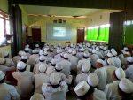 Kodim 0827 Sumenep  Sosialisasi Bahaya PKI Melalui Pemutaran Film G 30 S/PKI