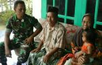 Babinsa Suka Jeruk Perkuat Komsos di Dusun Mandar