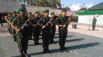 Minggu Militer Kodim Sumenep Dilengkapi PBB dan Defile