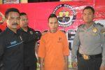 Karyawan Koperasi Asal Pamekasan Ditangkap Reskoba Polres Sumenep